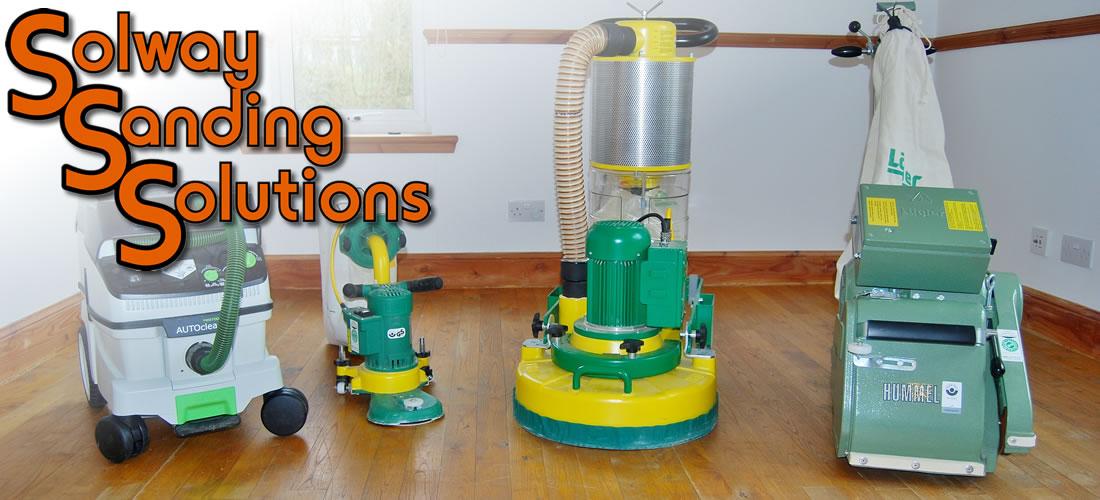 Solway Sanding Solutions